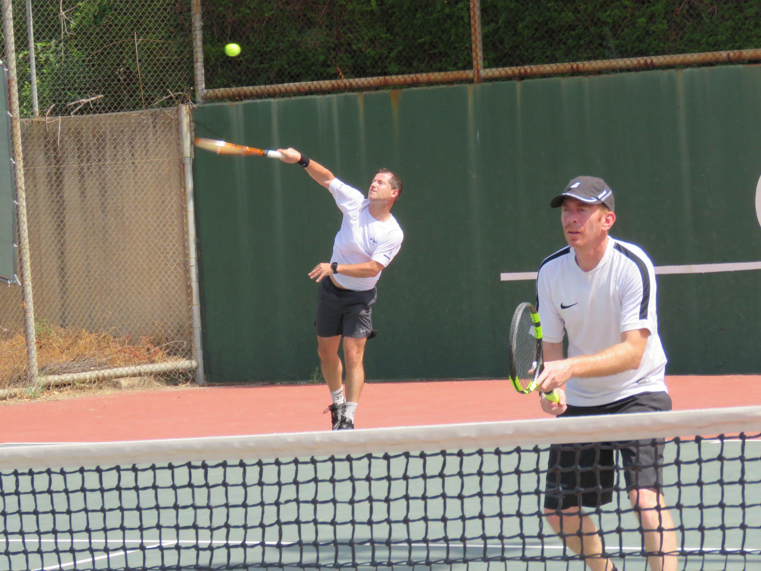 ליגת האקדמיה לטניס