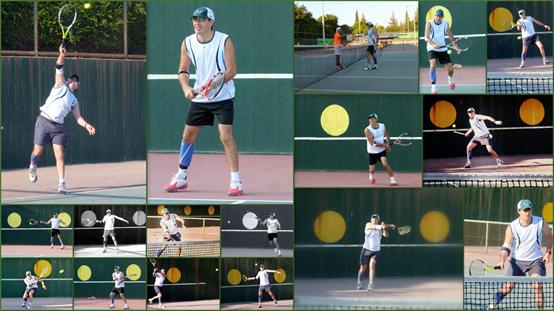"""תחרות ע""""ש לוראן פורניה – שחקן טניס בלב ובנשמה"""